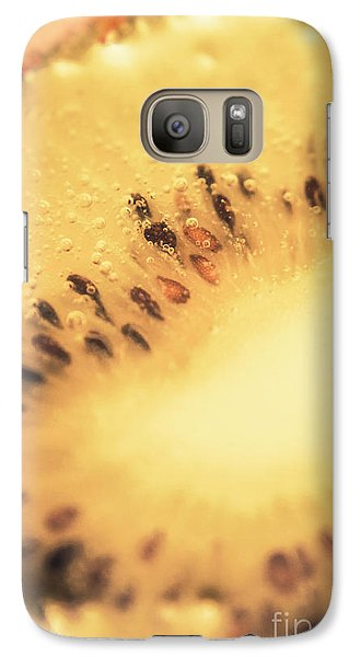 Kiwi Margarita Details Galaxy Case by Jorgo Photography - Wall Art Gallery