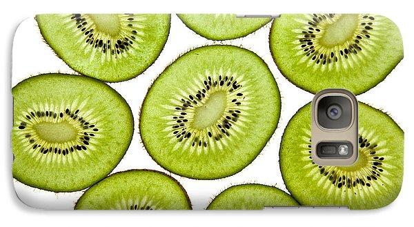 Kiwifruit Galaxy Case by Nailia Schwarz