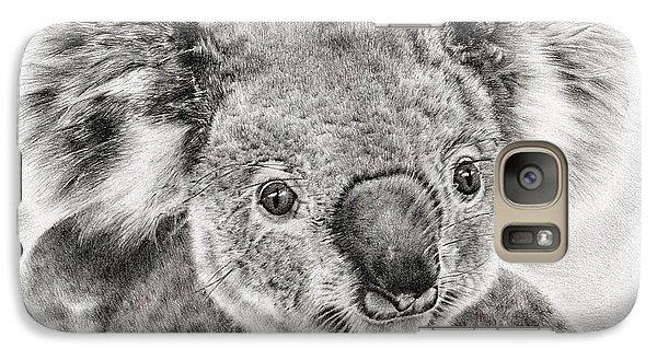 Koala Newport Bridge Gloria Galaxy S7 Case by Remrov