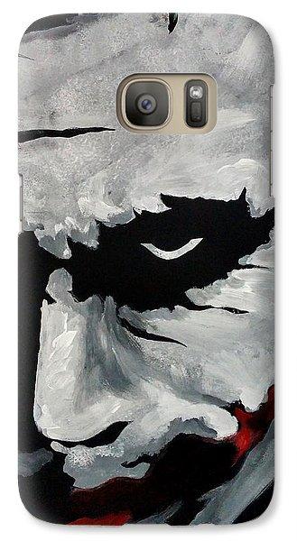 Ledger's Joker Galaxy S7 Case by Dale Loos Jr