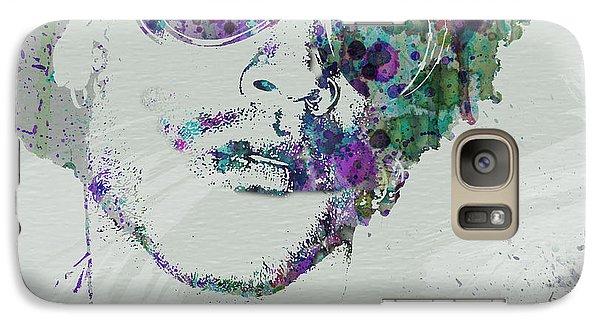 Lenny Kravitz Galaxy S7 Case by Naxart Studio