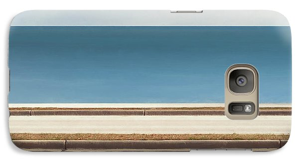 Lincoln Memorial Drive Galaxy Case by Scott Norris