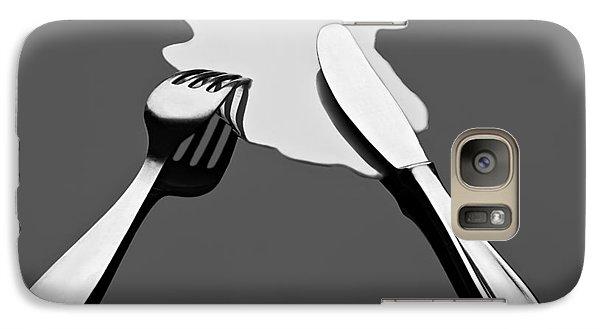 Liquid Food Galaxy S7 Case by Gert Lavsen