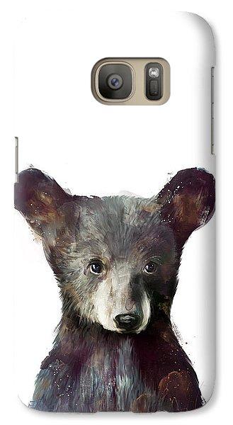 Little Bear Galaxy S7 Case by Amy Hamilton