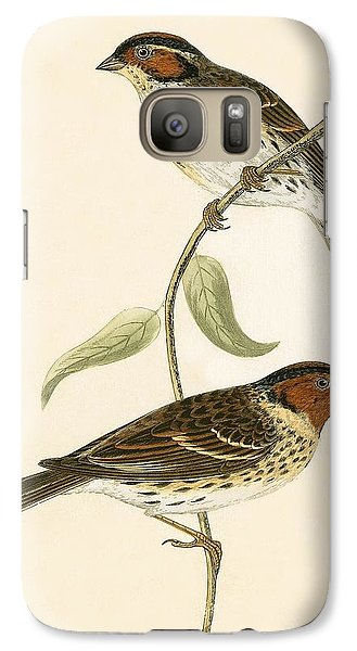 Little Bunting Galaxy S7 Case by English School