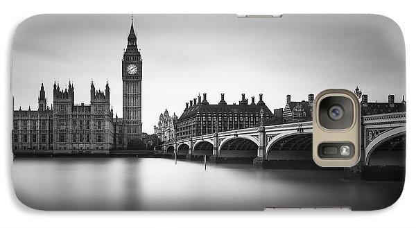 London, Westminster Bridge Galaxy Case by Ivo Kerssemakers