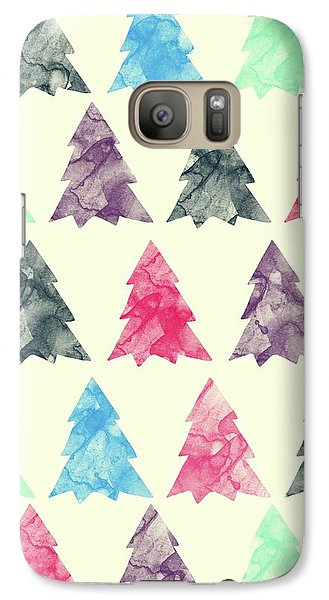 Lovely Pattern II Galaxy S7 Case by Amir Faysal