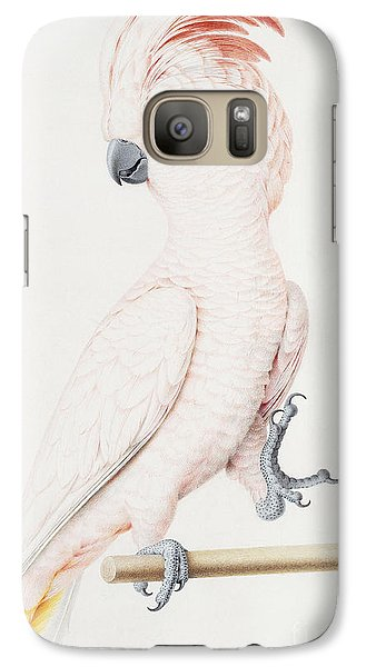 Major Mitchell's Cockatoo Galaxy Case by Nicolas Robert