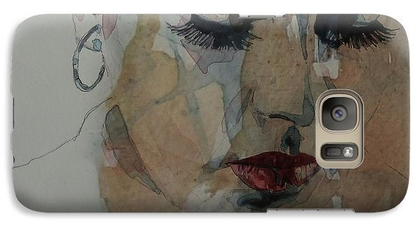Make You Feel My Love Galaxy Case by Paul Lovering