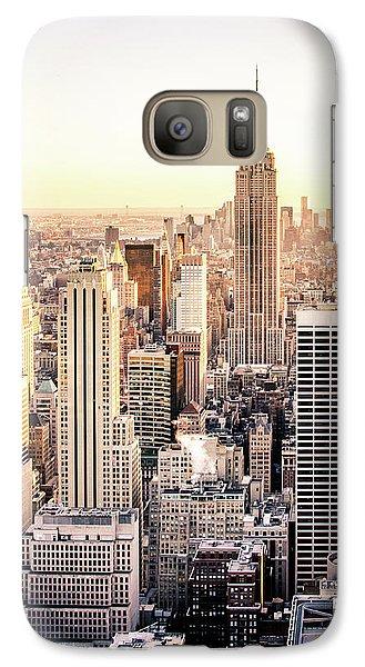 Manhattan Galaxy S7 Case by Michael Weber