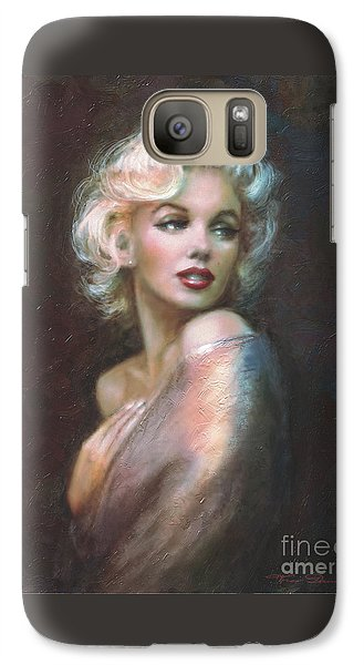 Marilyn Ww  Galaxy S7 Case by Theo Danella