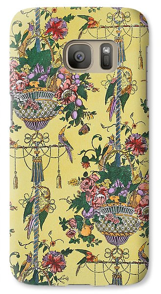 Melbury Hall Galaxy Case by Harry Wearne