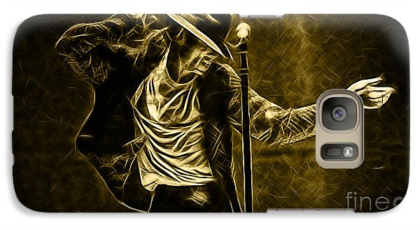 Michael Jackson Collection Galaxy Case by Marvin Blaine