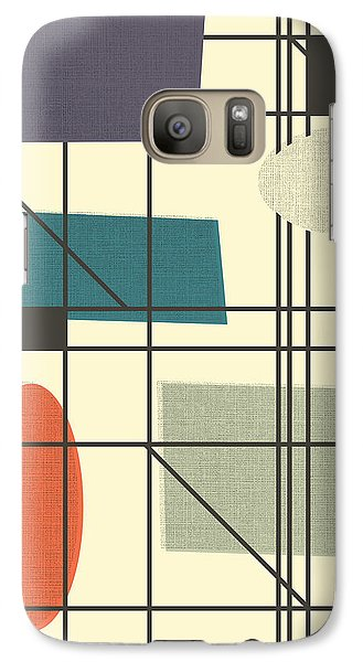 Movement - 3 Galaxy Case by Finlay McNevin