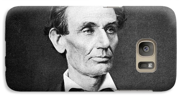 Mr. Lincoln Galaxy Case by War Is Hell Store