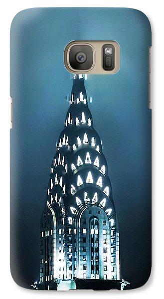 Mystical Spires Galaxy S7 Case by Az Jackson