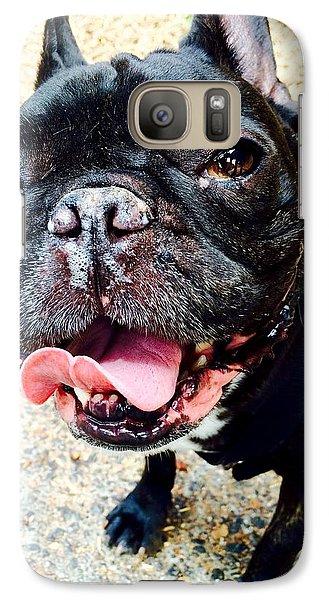 Napoleon Galaxy S7 Case by James Dean