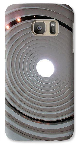 National Museum Of The American Indian 2 Galaxy S7 Case by Randall Weidner