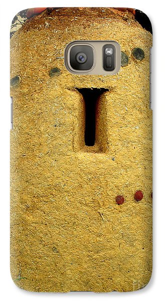 National Museum Of The American Indian 4 Galaxy S7 Case by Randall Weidner
