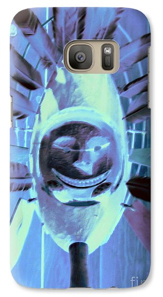 National Museum Of The American Indian 9 Galaxy S7 Case by Randall Weidner