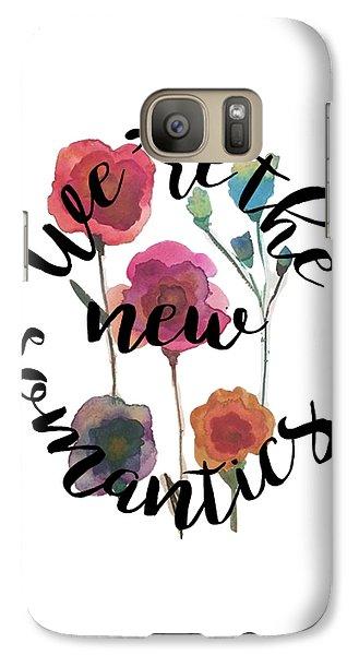 New Romantics Galaxy Case by Patricia Abreu