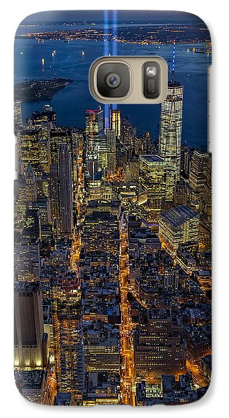 New York City Remembers September 11 - Galaxy Case by Susan Candelario