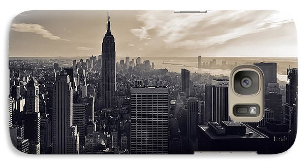 New York Galaxy S7 Case by Dave Bowman
