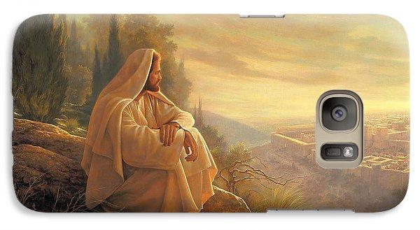 O Jerusalem Galaxy S7 Case by Greg Olsen