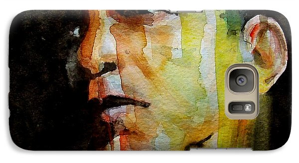 Obama Galaxy S7 Case by Paul Lovering