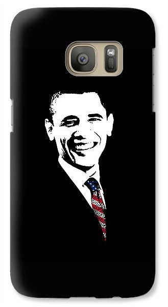 Obama Galaxy Case by War Is Hell Store