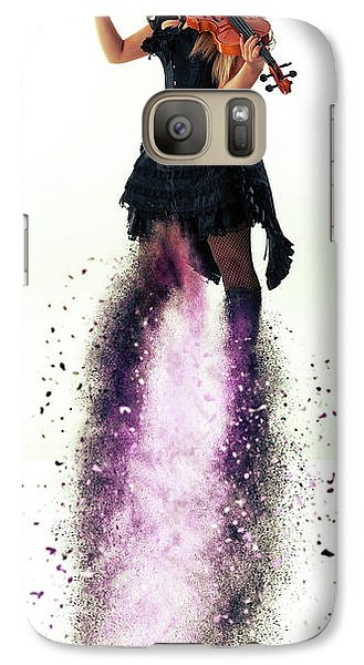 Operatic Galaxy S7 Case by Stephen Smith