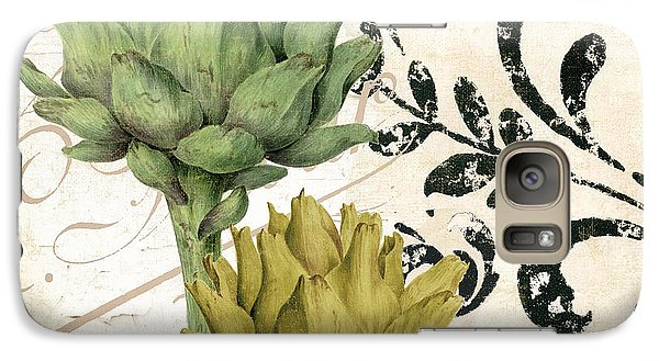 Paris Artichokes Galaxy S7 Case by Mindy Sommers