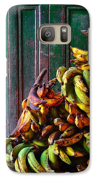 Patacon Galaxy S7 Case by Skip Hunt
