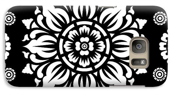 Pattern Art 01-1 Galaxy S7 Case by Bobbi Freelance