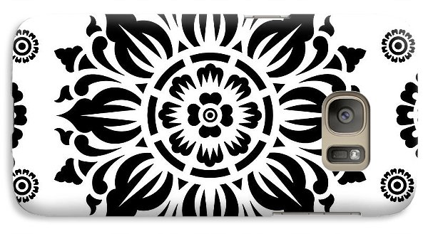 Pattern Art 01-2 Galaxy S7 Case by Bobbi Freelance