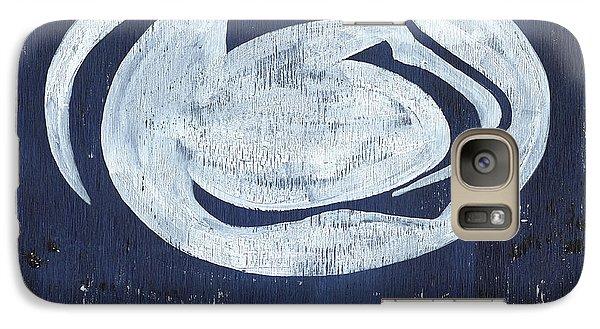 Penn State Galaxy Case by Debbie DeWitt