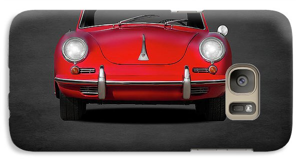 Porsche 356 Galaxy S7 Case by Mark Rogan