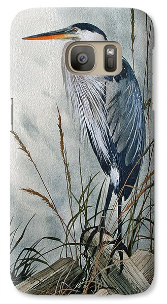 Portrait In The Wild Galaxy Case by James Williamson