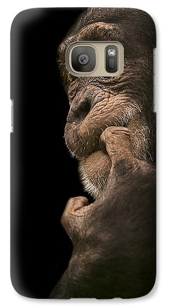 Promiscuous Girl Galaxy Case by Paul Neville