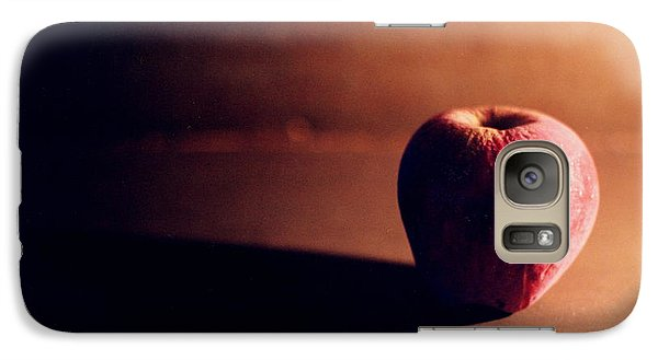 Pruned Apple Still Life Galaxy Case by Michelle Calkins