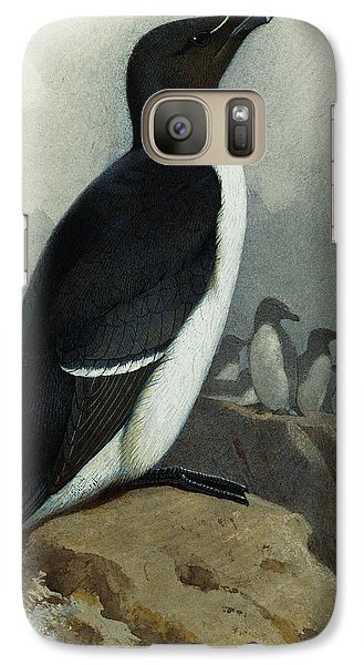 Razorbill Galaxy Case by Archibald Thorburn