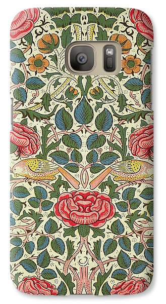 Rose Galaxy Case by William Morris