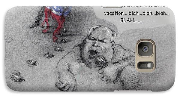 Rush Limbaugh After Obama  Galaxy Case by Ylli Haruni