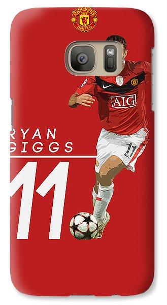Ryan Giggs Galaxy Case by Semih Yurdabak