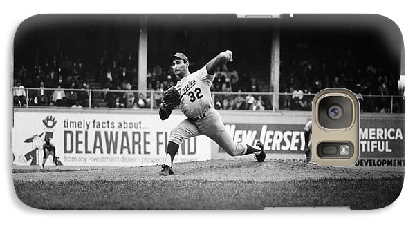 Sandy Koufax (1935- ) Galaxy Case by Granger