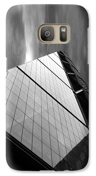 Sharp Angles Galaxy S7 Case by Martin Newman