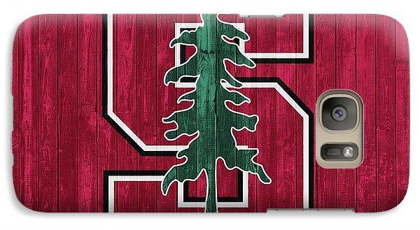 Stanford Barn Door Galaxy S7 Case by Dan Sproul