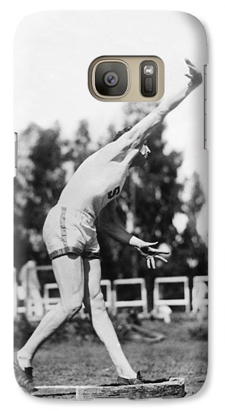 Stanford Field Star Hartranft Galaxy S7 Case by Underwood Archives