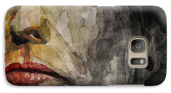 Steven Tyler  Galaxy S7 Case by Paul Lovering