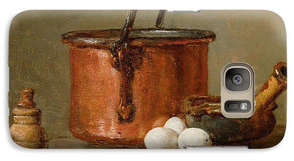 Still Life Galaxy Case by Jean-Baptiste Simeon Chardin